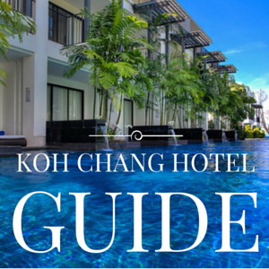 The best hotels on Koh Chang